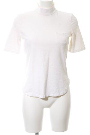 Frame Denim T-Shirt weiß Casual-Look