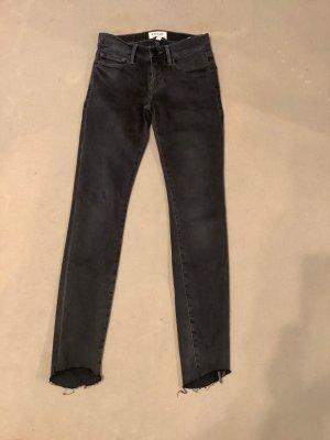 Frame Jeans schwarz Größe 26