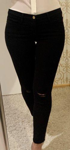 •Frame Schwarze Jeans