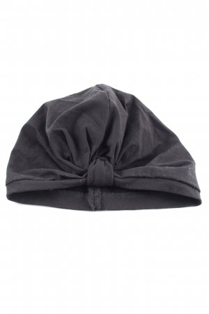 FRANBAN COMPANY Fabric Hat black casual look
