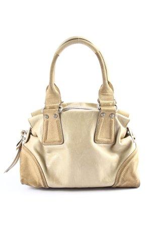 Francesco Biasia Handtasche wollweiß Casual-Look