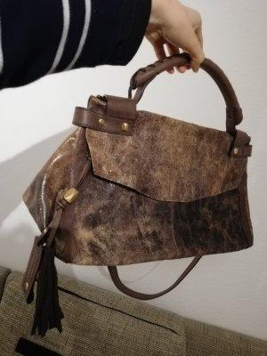 Francesco Biasia Leder Handtasche / Tasche
