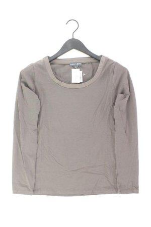 Franco Callegari Shirt Größe M braun aus Baumwolle
