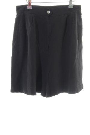 Franco Callegari Shorts schwarz Business-Look