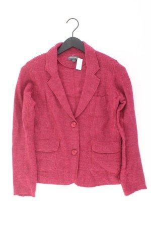 Franco Callegari Wollblazer Größe M rot aus Wolle