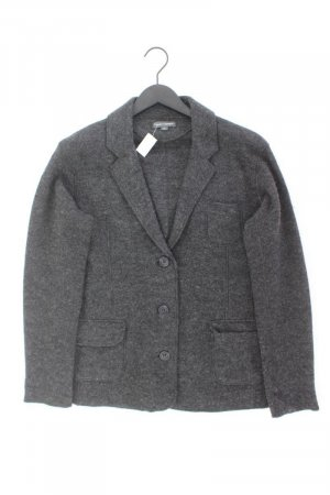 Franco Callegari Wolljacke Größe XL grau aus Wolle