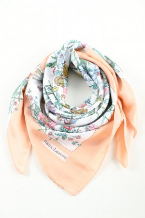 Franco Laurenti Shoulder Scarf allover print casual look