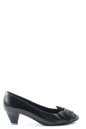 Franco Visconti Zapatos Informales negro look casual