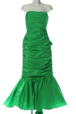 Frank Usher Abito da ballo verde elegante