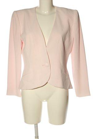 Frank Usher Kurz-Blazer pink Business-Look