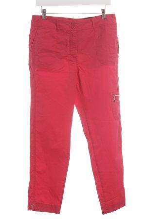 Frank Walder Cargo Pants magenta athletic style