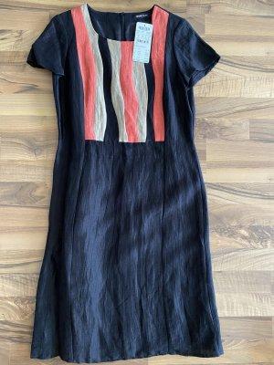 Frank Walder A Line Dress multicolored