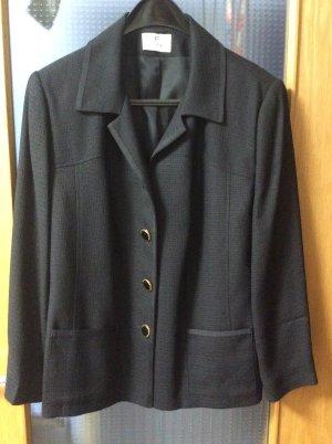 Frank Walder elegante Jacke Gr 48 schwarz