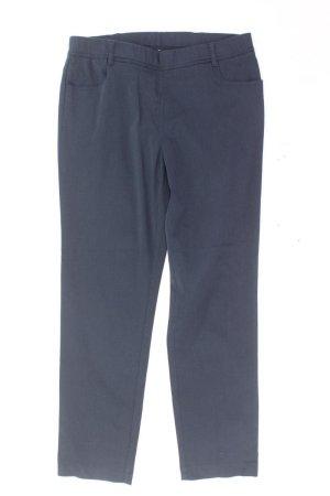 Frank Walder Trousers blue-neon blue-dark blue-azure cotton