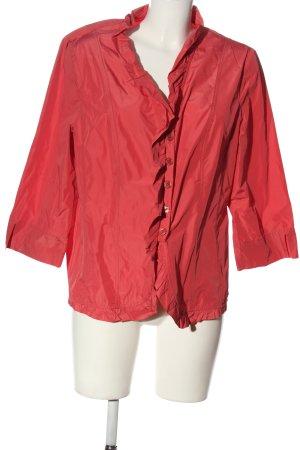 Frank Walder Blazer corto rosso stile casual