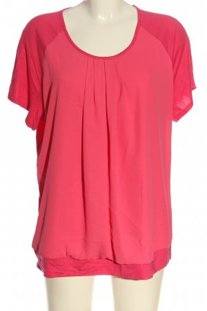 Frank Walder Blusa Camisa rosa elegante