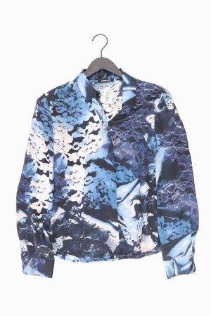 Frank Walder Blusa de manga larga azul-azul neón-azul oscuro-azul celeste