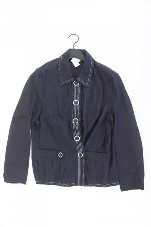 Frank Walder Blusa de manga larga negro Algodón