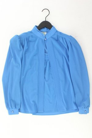 FRANKENWÄLDER Bluse Größe 40 blau