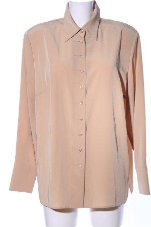 Frankenwälder Hemd-Bluse nude Business-Look