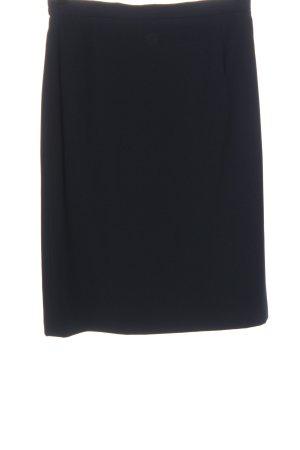 Frankenwälder Spódnica z wysokim stanem czarny W stylu casual