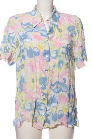 Frankenwälder Camisa de manga corta estampado floral look casual