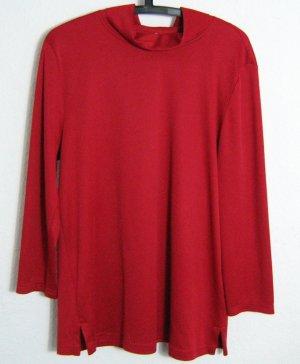 Frankenwälder Rolli Rollkragen Shirt Größe 44 Rot