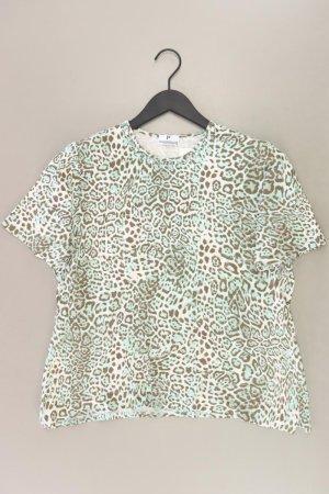 FRANKENWÄLDER Shirt Größe 44 grün aus Viskose
