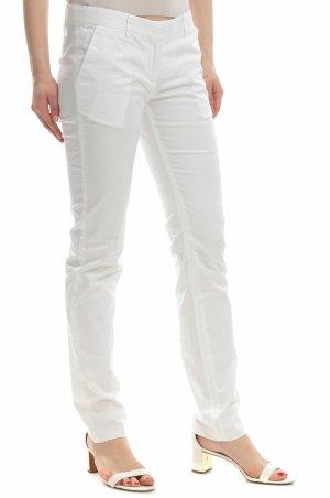 Frankie Morello Jersey Pants white