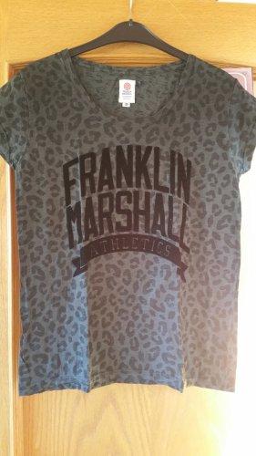 Franklin & Marshall Streetwear Shirt-Leoprint