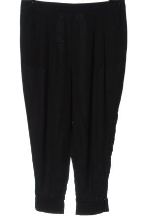 Fransa Baggy Pants black casual look