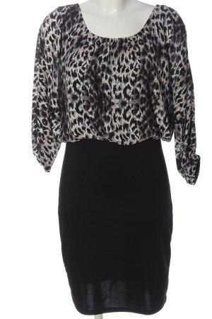 Fransa Pencil Dress abstract pattern elegant