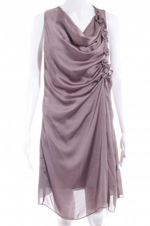 Fransa Blusenkleid graulila Elegant