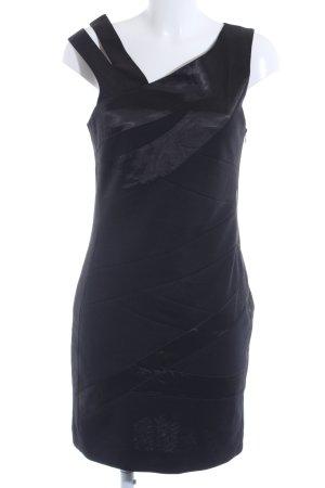Fransa Cocktailkleid schwarz Elegant