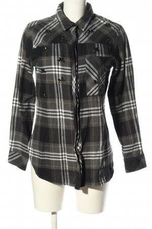Fransa Flannel Shirt check pattern casual look