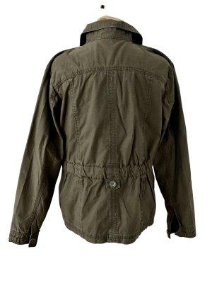 Fransa Military Jacket khaki-olive green