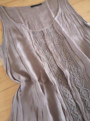 fransa Kleid neuwertig Xs 34 beige