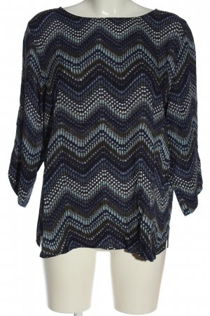 Fransa Long Sleeve Blouse multicolored business style
