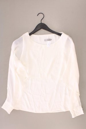Fransa Long Sleeve Blouse natural white