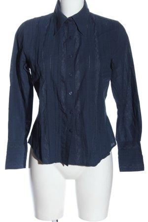 Fransa Chemise à manches longues bleu style d'affaires