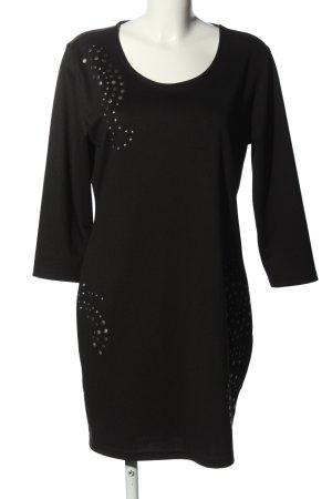 Fransa Longsleeve Dress black casual look