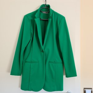 Fransa Jersey blazer groen