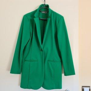 Fransa Blazer in jersey verde