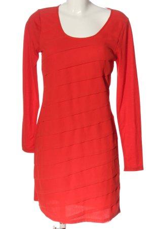 Fransa Longsleeve Dress red casual look