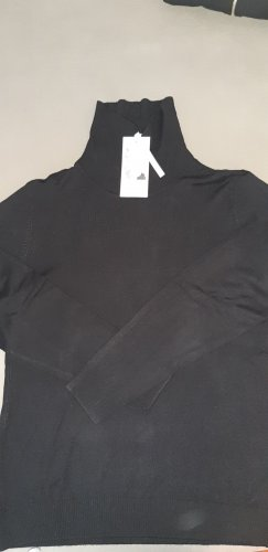 Fransa Turtleneck Sweater black
