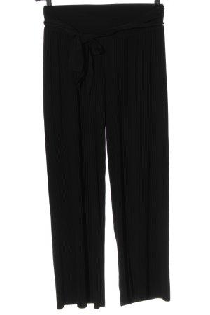 Fransa Jersey Pants black elegant