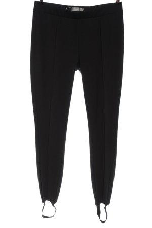 Fransa Pantalón tipo suéter negro estilo «business»