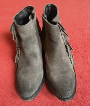 Fransen Cowboy Boots von All Saints