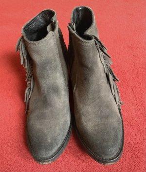 All Saints Chukka boot gris