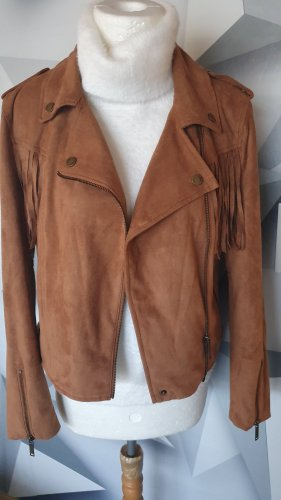 s.Oliver Biker Jacket brown